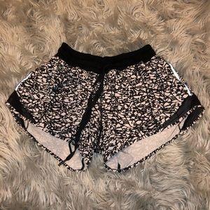 lululemon shorts - tall